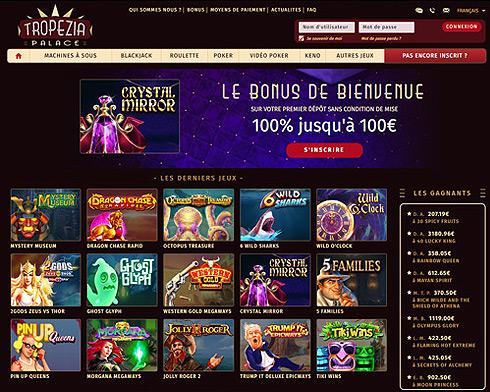 Casino tropezia palace machines sous 3d sans for Cuisine 3d en ligne sans telechargement
