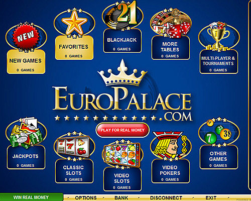 europalace club