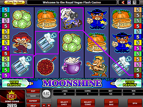 Moonshine Slots - Play the Online Version for Free