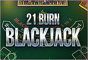 Jouer au 21 Burn Blackjack de Betsoft
