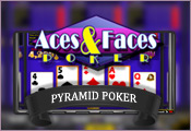 Video Poker (Pyramid) Aces and Faces