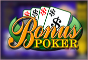 Video Poker Bonus Poker