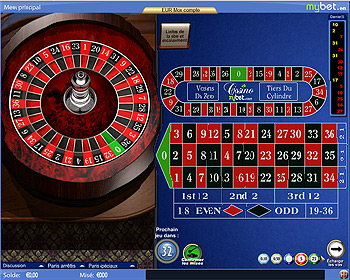 mybet casino lobby page